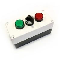 Пульт управления светофором ПУ-2